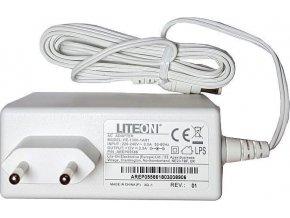Napájač, sieťový adaptér LITEON 12V / 2,5A spínaný, koncovka 6,3x2,6mm