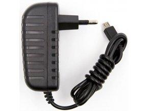 Síťový adaptér USB 5V/3A spínaný, koncovka USB C, vadný - přehřívá se