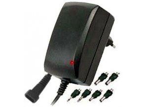 Napájač, sieťový adaptér MW3IP25GS 3-12V / 2,25 spínaný