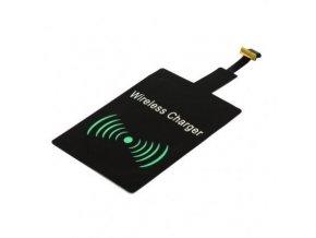 Bezdrôtový nabíjací prijímač pre micro USB typu B
