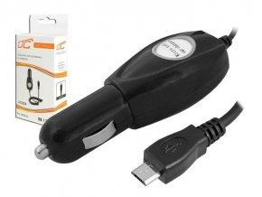 Autoadaptér 12V / 5V 2,1 A s konektorom micro USB, LTC