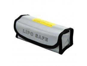 Ochranný obal pro Li-Po a Li-Ion baterie - 185x75x60mm