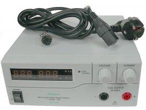 Laboratórny zdroj Manson HCS3400 1-16V / 0-40 programovateľný