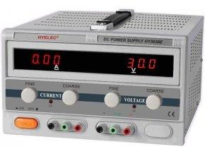 Laboratórny zdroj Peakmeter HY3030E 0-30V / 0-30