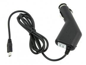 Autoadaptér 12V / 5V 2A s konektorom mini USB
