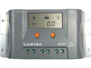 Solárny regulátor MPPT Lumiax MT1050EU, 12V / 10A
