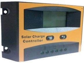 Solární regulátor PWM LD2420S-20 12-24V/20A