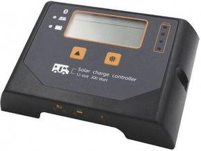 Solární regulátor PWM Win300-NBT, 12V/20A s bluetooth