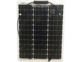 Fotovoltaický solárny panel 12V / 50W flexibilné SZ-50-33MF Solarfam