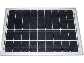 Fotovoltaický solárny panel 12V / 30W monokryštalický 360x540x25mm
