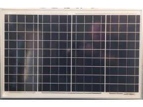 Fotovoltaický solárny panel 12V / 40W monokryštalický 670x430x30mm