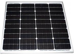 Fotovoltaický solárny panel 12V / 60W monokryštalický 600x670x30mm