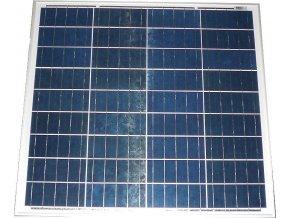 Fotovoltaický solárny panel 12V / 60W polykryštalický 630x680x30mm