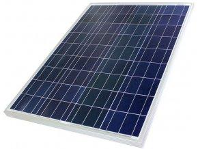 Fotovoltaický solárny panel 12V / 80W polykryštalický 670x770x30mm