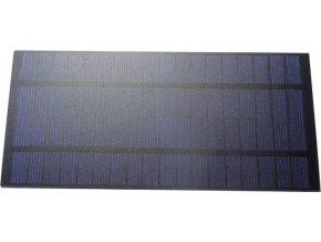 Fotovoltaický solárny panel mini 18V / 2,5W