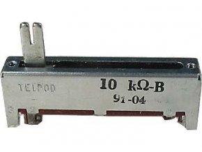 10k / G TELPOD SVP-30, potenciometer ťahový