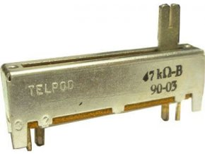 47K / G TELPOD SVP-30, potenciometer ťahový