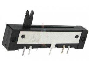 220R / F + 470K / N TP645, potenciometer ťahový