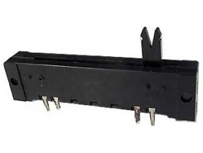 1M0 / N TP640, potenciometer ťahový