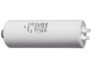 45uF / 450V motorový kondenzátor MKSP-5P - fastony, 45x119mm