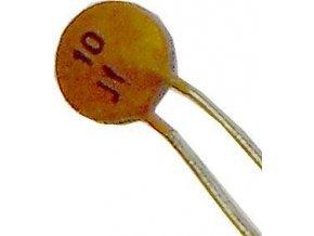 10pF / 40V TK686, keramický kondenzátor