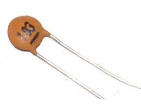 10n / 25V V5V, RM = 3, keramický kondenzátor