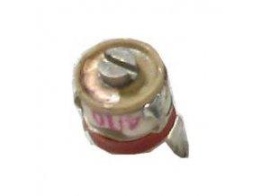 Kapacitný trimer CT / 0071, 4-10pF keramický, priemer 7mm