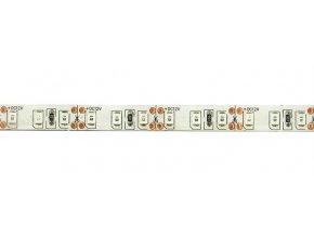 LED pásik 8mm, červený, 120xLED2835 / m, IP65, modul 2,5cm