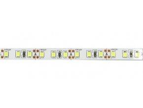 LED pásik 8mm, biely teplý, 120xLED2835 / m, IP65, modul 2,5cm