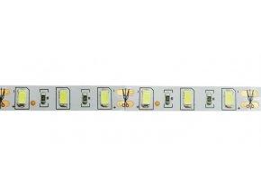 LED pásik 10mm biely teplý, 60x LED5730 / m, IP20, modul 5cm