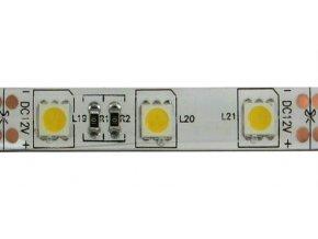 LED pásik 10mm biely, 60xLED5050 / m, IP65, modul 5cm