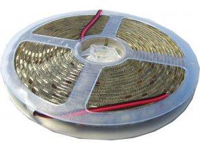 LED pásek 10mm bílý, 60xLED5050/m, IP65, cívka 5m