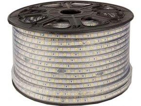 LED pásik 230V červený, 60xLED5050 / m, IP65, balenie 50m