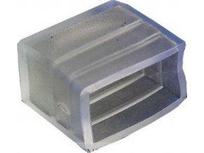 Koncovka pre LED pásik 230V jednofarebný, šírka 12mm