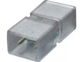Spojka pre LED pásik 230V jednofarebný, šírka 12mm