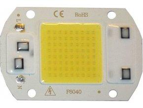 LED 30W, biela 6000K, 3000lm, 120 °, napájanie 230VAC