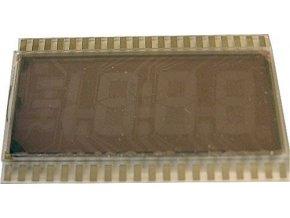 Displej 4DT822C - priehľadný, bez reflexnej vrstvy