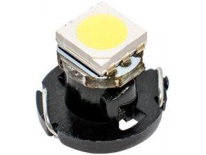 Žiarovka LED T4,7 12V / 0,5W biela