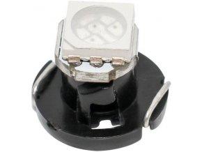 Žiarovka LED T4,7 12V / 0,5W modrá