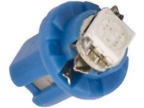 Žiarovka LED B8,5D 12V / 0,5W modrá