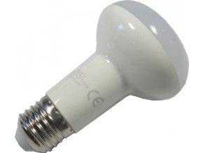 Žiarovka LED E27 R63 reflektorové, biela, 230V / 10W