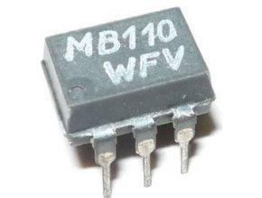 MB110 - optočlen, DIP6 / ~ WK16414 /