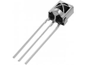 HX1838 - infraprijímačom s tvarovací / VS1838 /