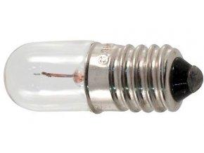 Žiarovka 6,3V / 0,3A E10 do trafopájek ETP