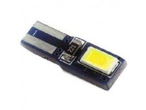 Žiarovka LED T5 12V / 1W biela, CANBUS