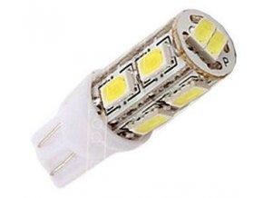Žiarovka LED T10 12V / 4W biela, 10xSMD5630
