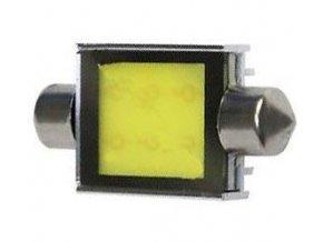 Žiarovka LED SV8,5-8 sufit 39mm COB 12V / 6W biela