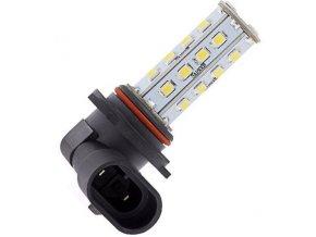 Žiarovka LED HB4 (9006) 12V / 6W, biela, 27xSMD5730