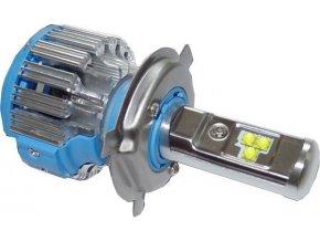 Žiarovka LED H4 6-48V / 40W, 6000K, 3500 / 3000L