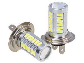 Žiarovka LED H7 10-30V, 10W, biela, 33xLED SMD5730